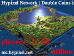 Статус Hypixel Network | Double Coins in 19:49:36✫ WARLORDS OPEN BETA RIGHT NOW!