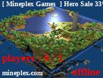 Статус [ Mineplex Games  ] Hero Sale 33% Off