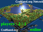 Статус ▉▊▋▍▎▏ Craftland.org Network ▏▎▍▋▊▉   Skyblocks Creative  Prison