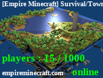 Статус [Empire Minecraft] Survival/Town/Economy!Check the forums for new updates! » www emc gs