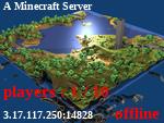 Статус A Minecraft Server